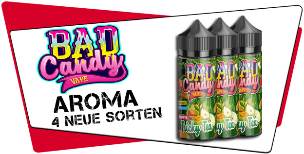 Bad Candy Aroma Liquid Helden