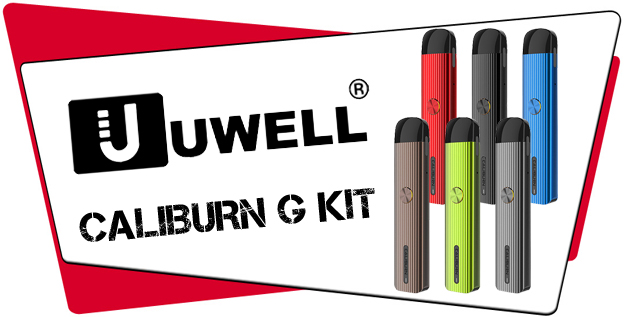 Uwell Caliburn G Kit Liquid Helden