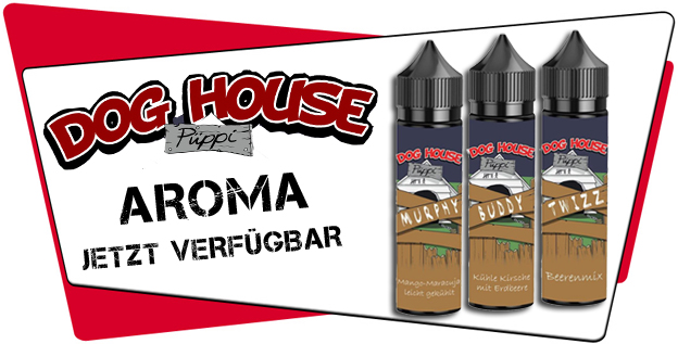 Dog House Aroma Liquid Helden