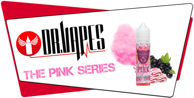 Dr. Vapes Pink Aroma Liquid Helden